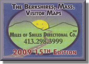 Miles of Smiles Directional Company - Berkshire Maps